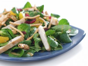 salad_with_chicken
