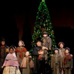 A Christmas Carol, by Charles Dickens, adapted by Michael Wilson, directed by Michael Baron at Ford's Theatre  11/22/09