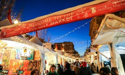 downtown holiday market